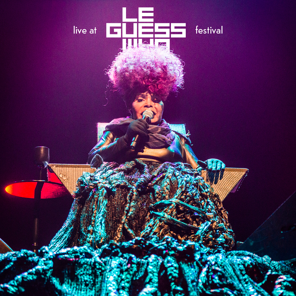 Audio archive update: Elza Soares live at Le Guess Who? 2016