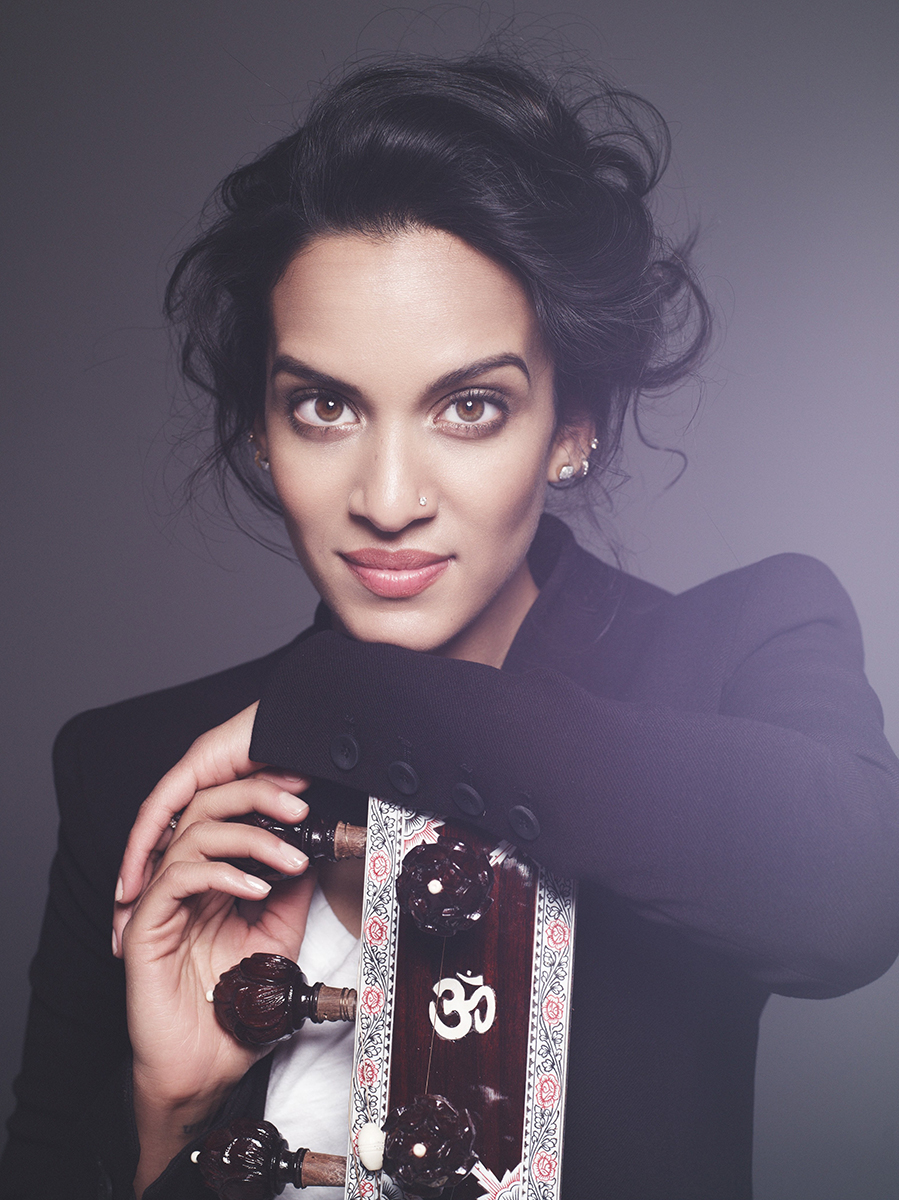 Anoushka Shankar & Manu Delago with MO Strings