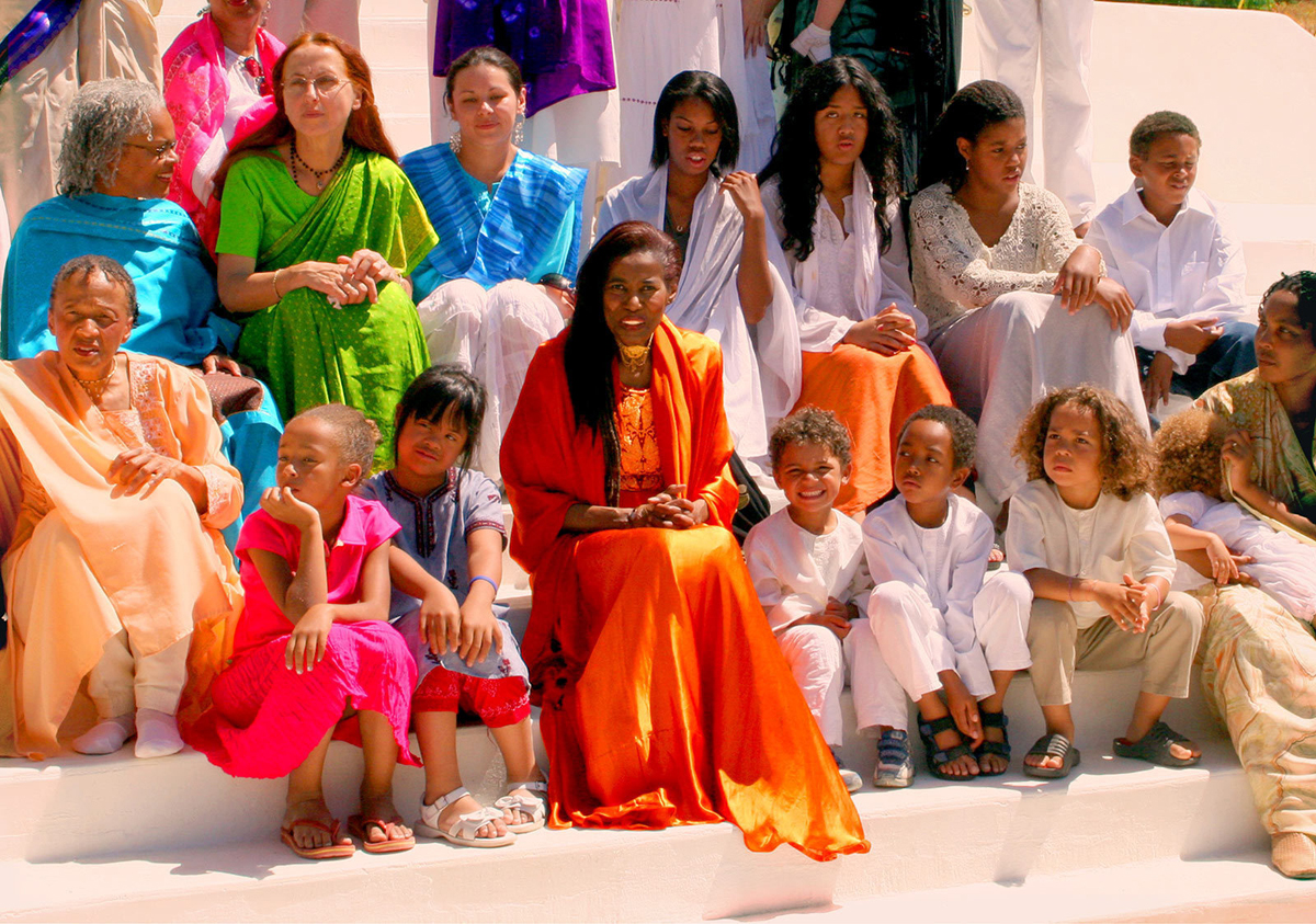 The Ecstatic Music of Alice Coltrane Turiyasangitananda performed by the Sai Anantam Ashram Singers