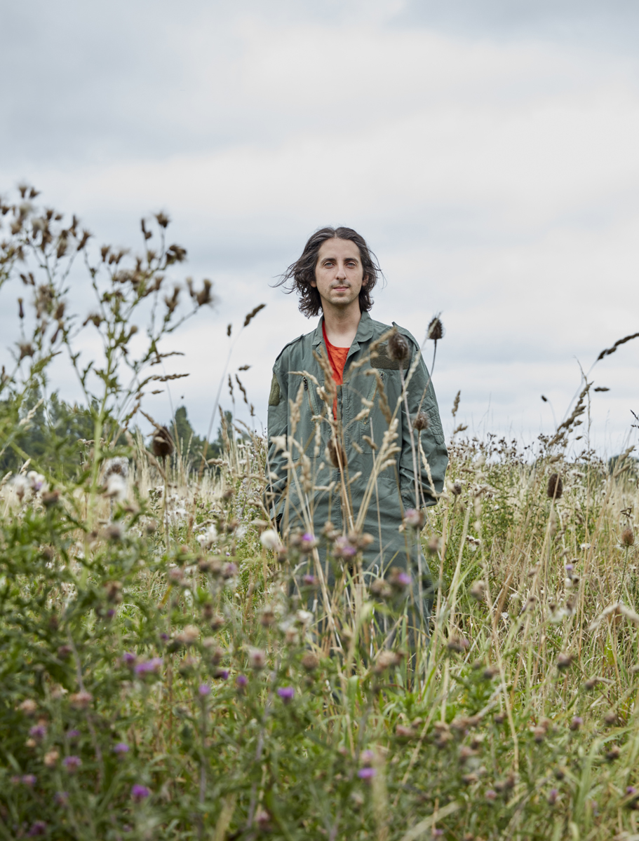 James Holden added as curator + more new additions; day tickets on sale now