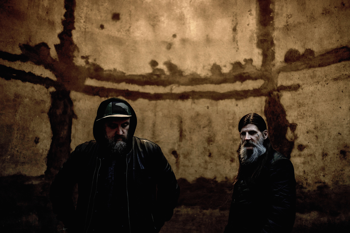 The Bug vs Dylan Carlson of Earth