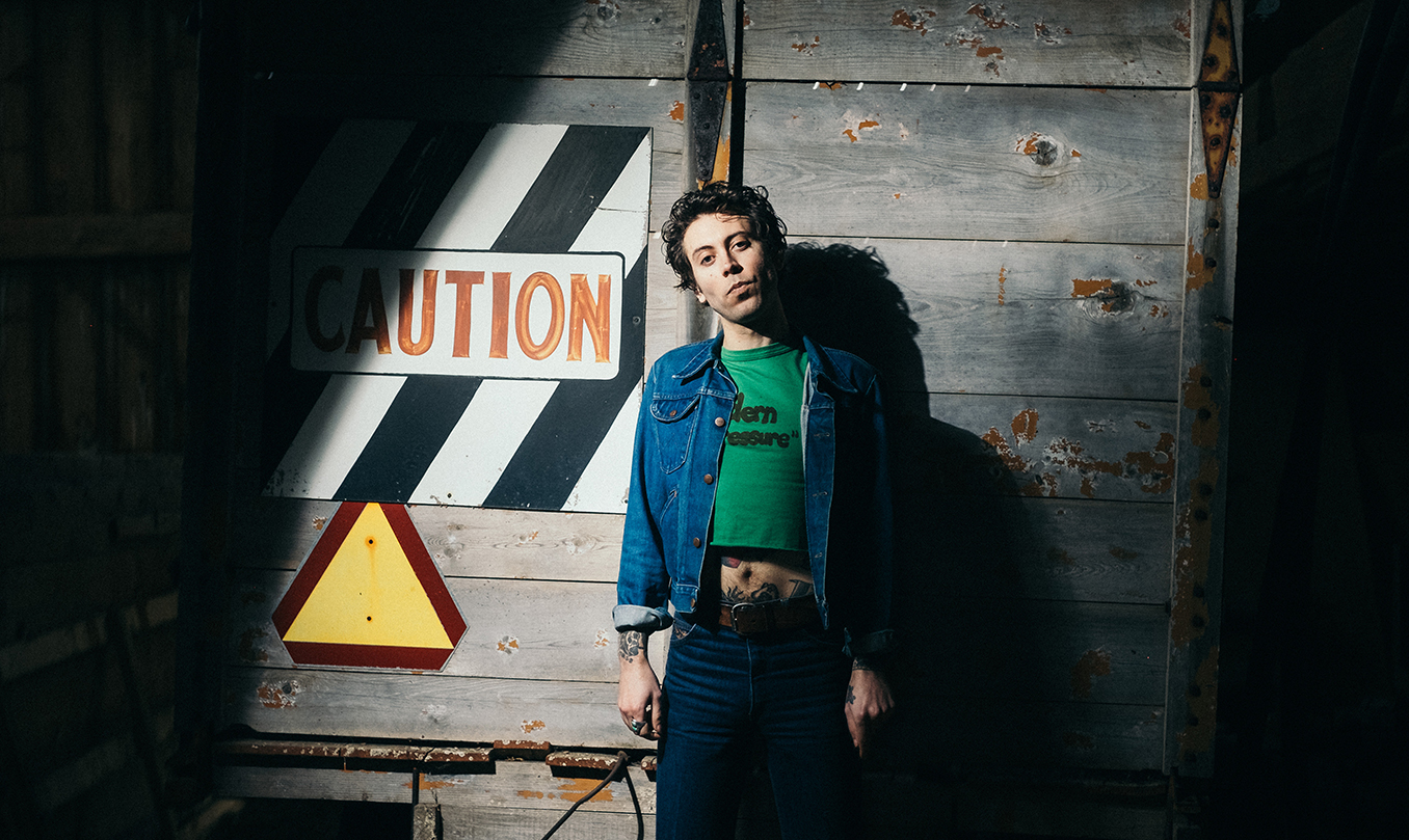 Daniel Romano's Ancient Shapes release new album 'Silent Rave'