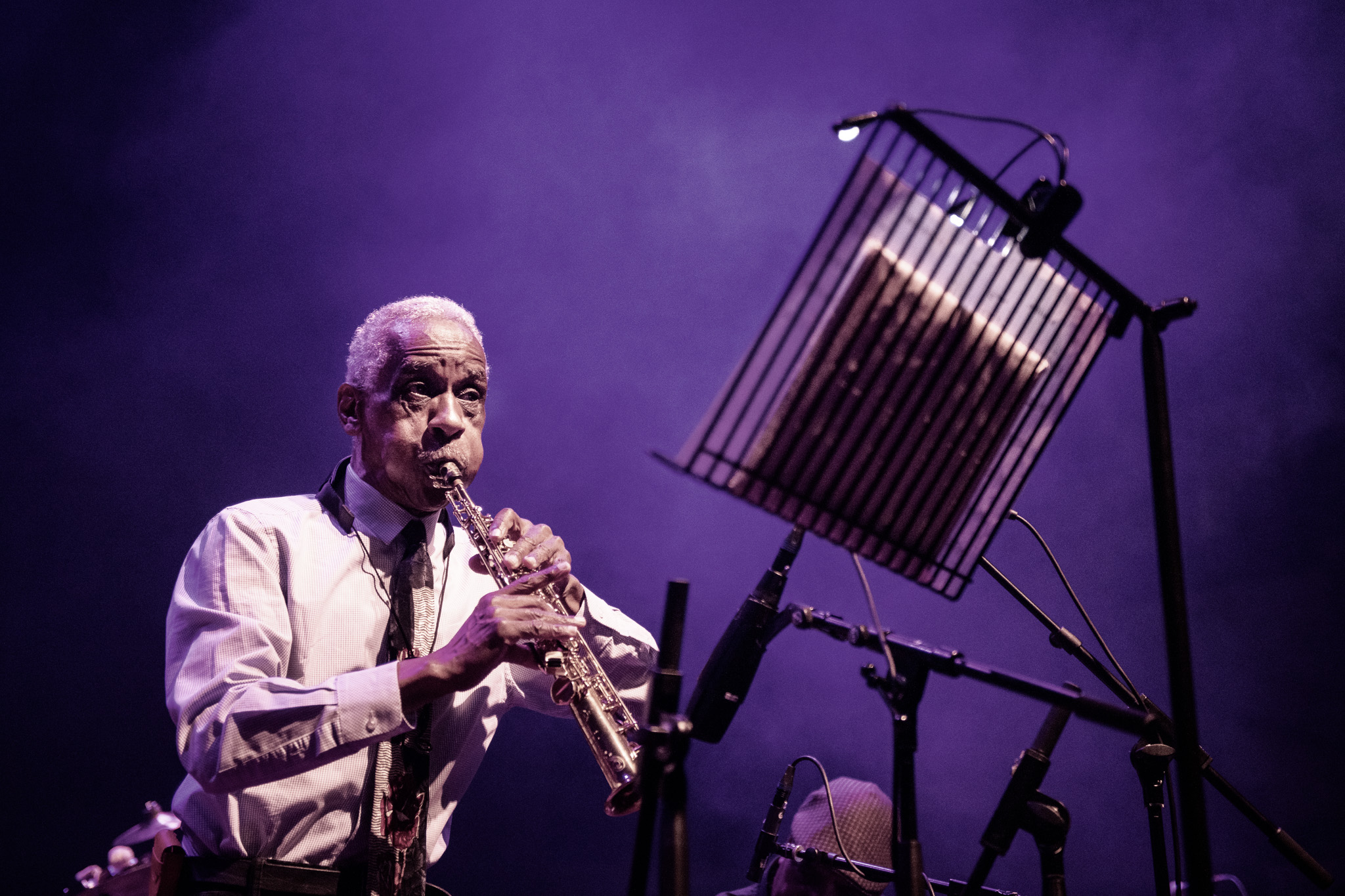 Listen to Art Ensemble of Chicago's full performance at LGW18, curated by Moor Mother
