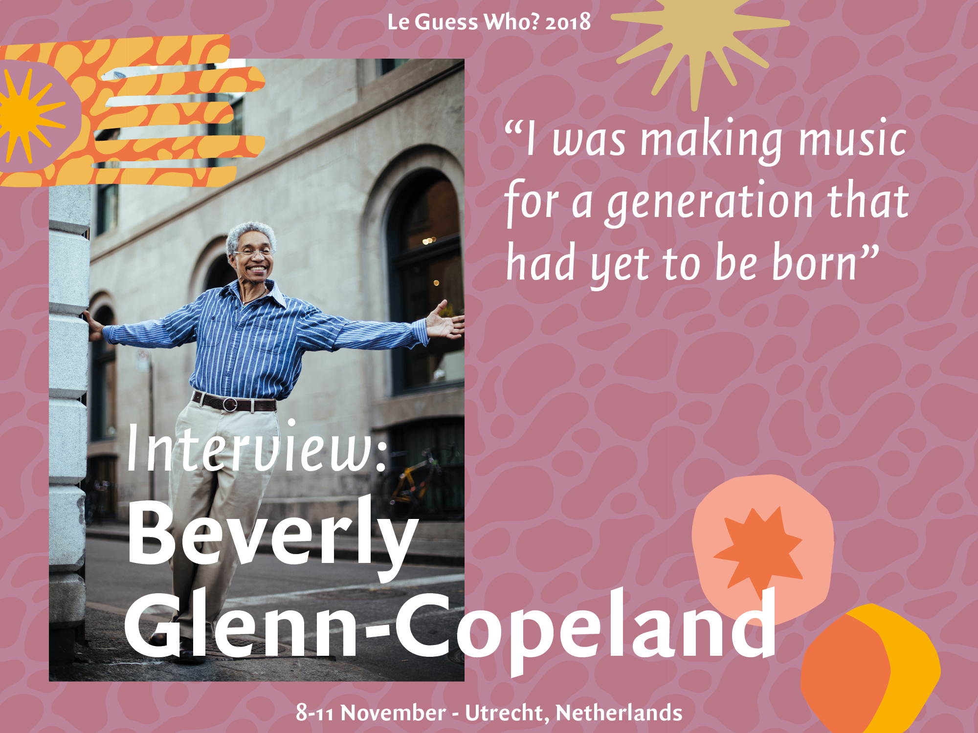 "Beverly Glenn-Copeland: ""I was making music for a generation that had yet to be born"""