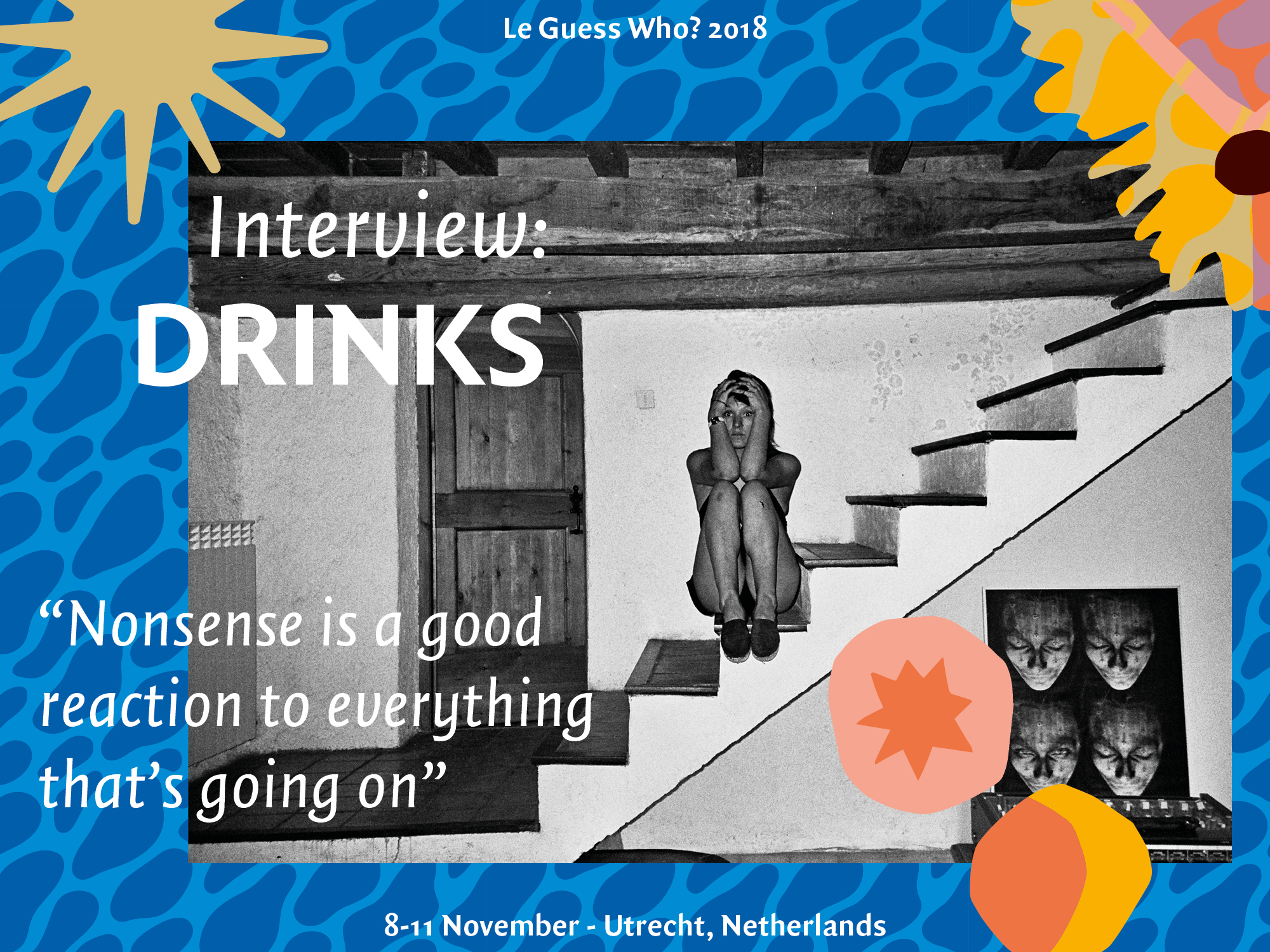 Interview Drinks Nonsense Is A Good Reaction To Everything Thats Les Also Strainer Wire Fence Posts Further Electric Installation Going On
