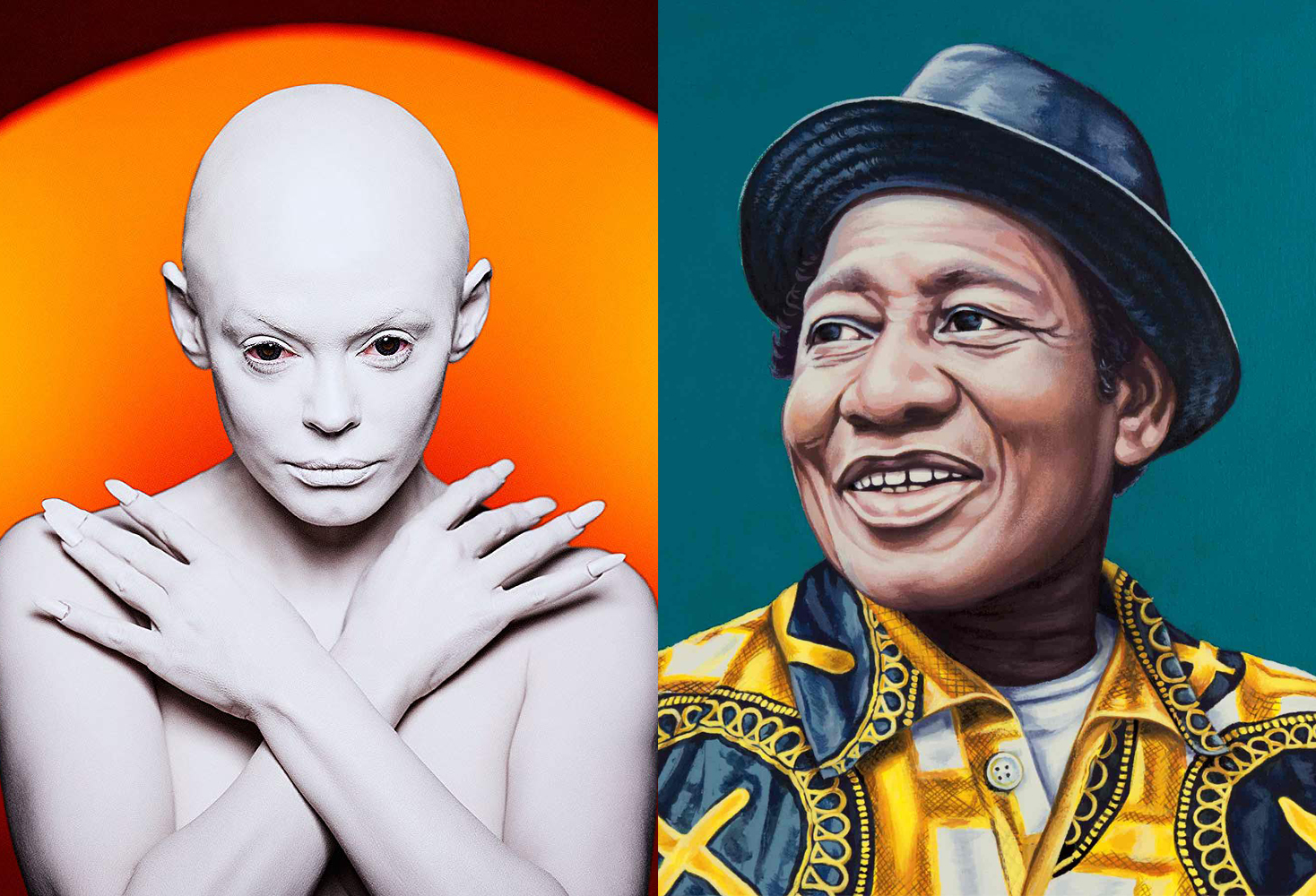 LGW line-up changes: Ebo Taylor and Rose McGowan cancel their performances