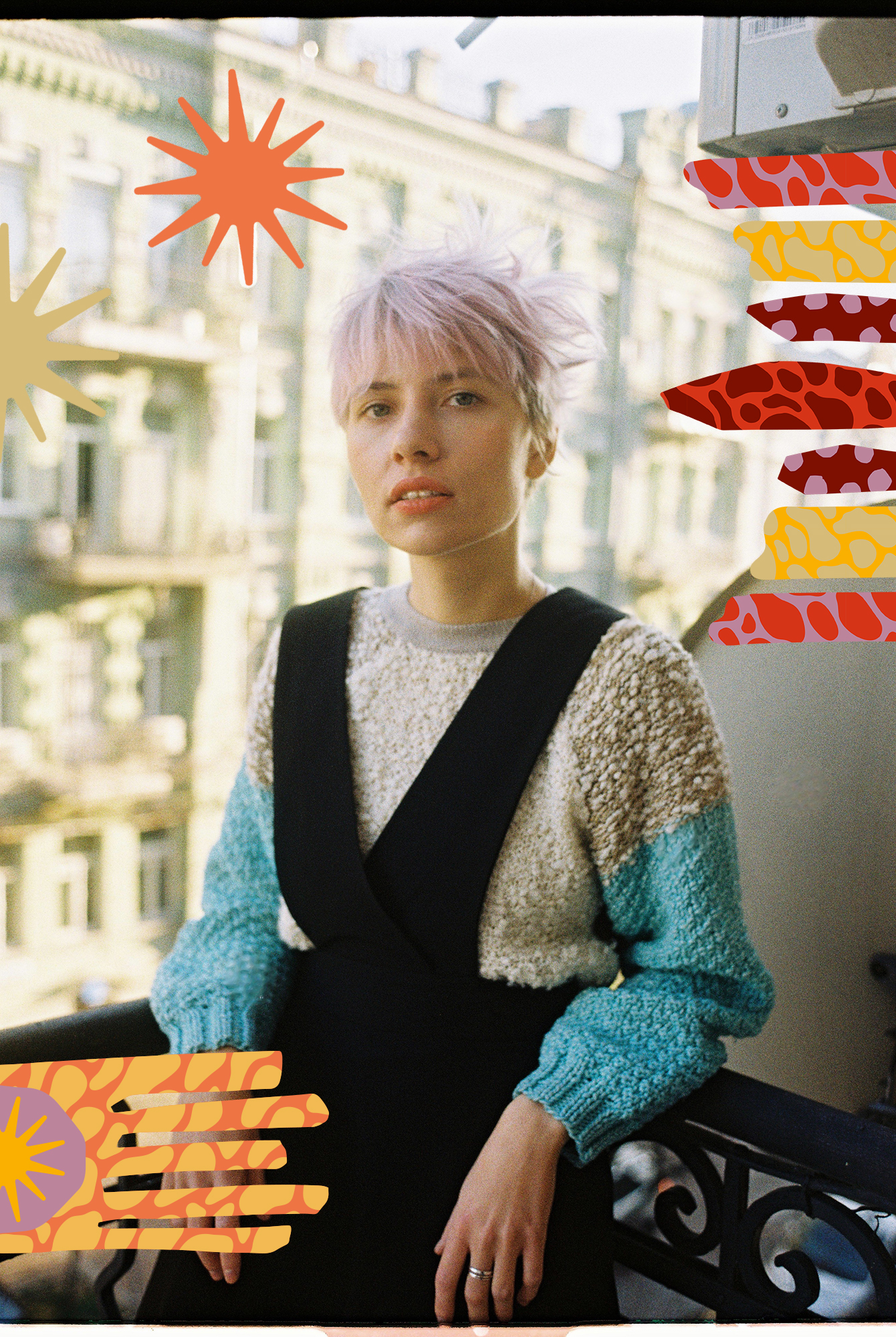 Introducing: Kate NV depicts everyday life in Moscow through otherworldly, playful electronica