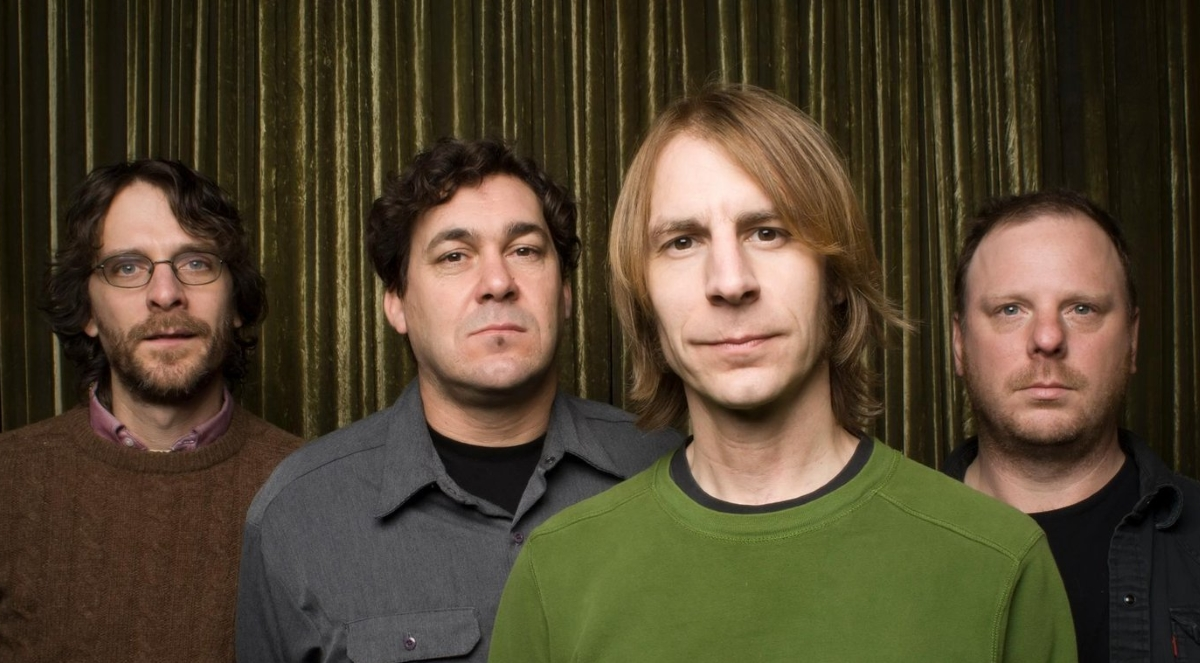 Listen: Mudhoney's fuzz-filled voyage in Europa