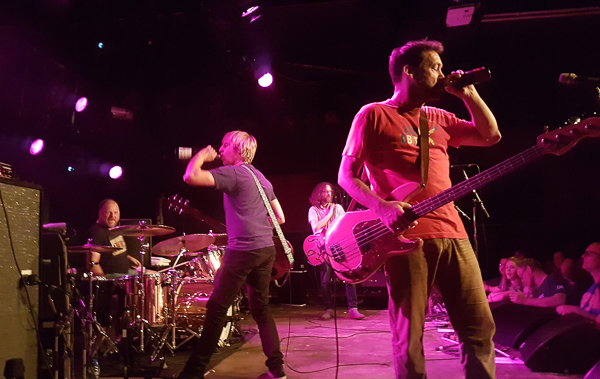 Listen: Mudhoney share 'Kill Yourself Live', an organ-filled odyssey