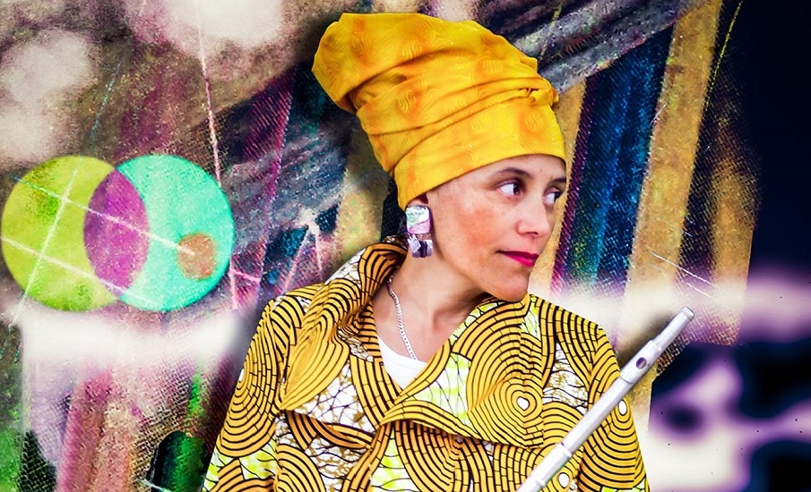 """An Innovative Flutist With an Afrofuturist Vision"": New York Times interviews Nicole Mitchell"