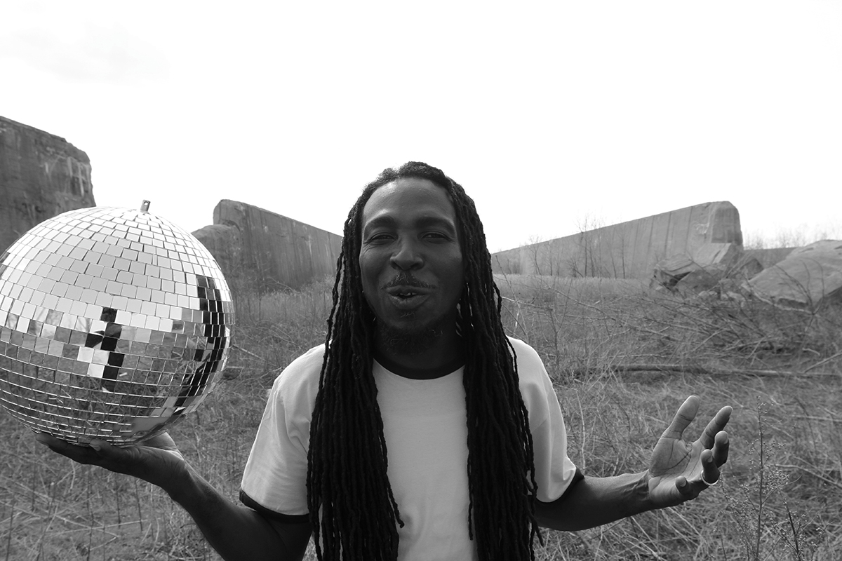 Chicago footwork originator RP Boo releases new album 'I'll Tell You What!'