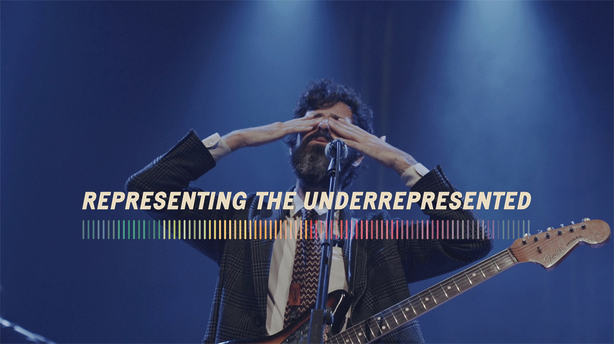 Watch: 'Representing the Underrepresented', a film about Le Guess Who? by Canal180
