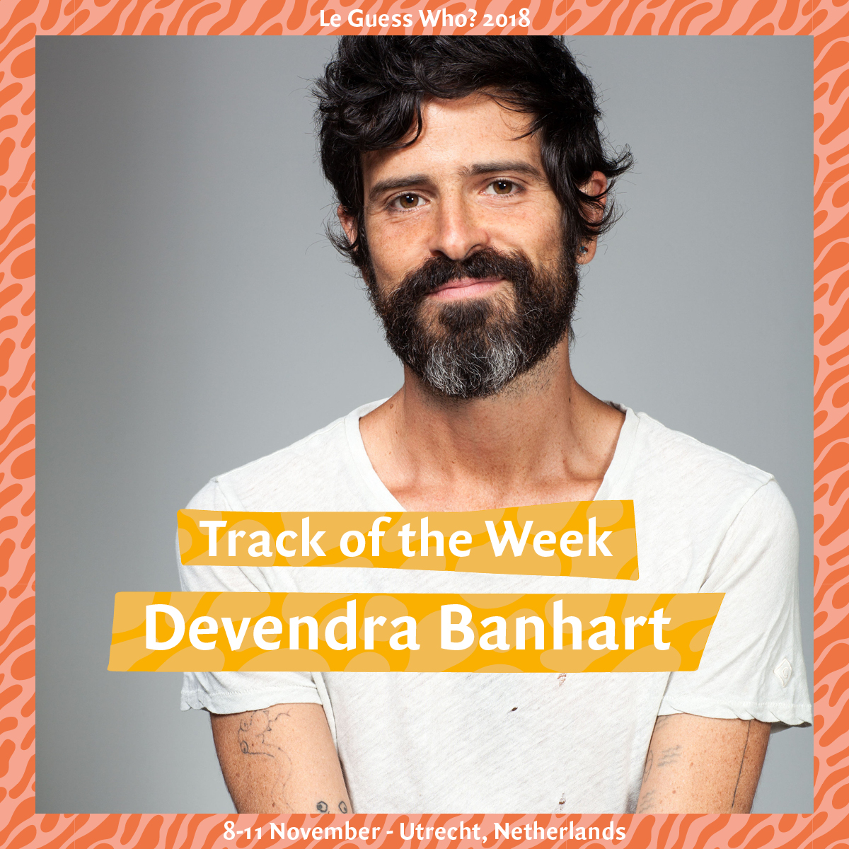 Track of the Week #10: Devendra Banhart - 'Fig in Leather'