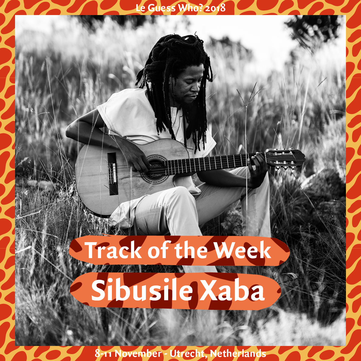 Track of the Week #12: Sibusile Xaba - 'Open Letter to Adoniah'