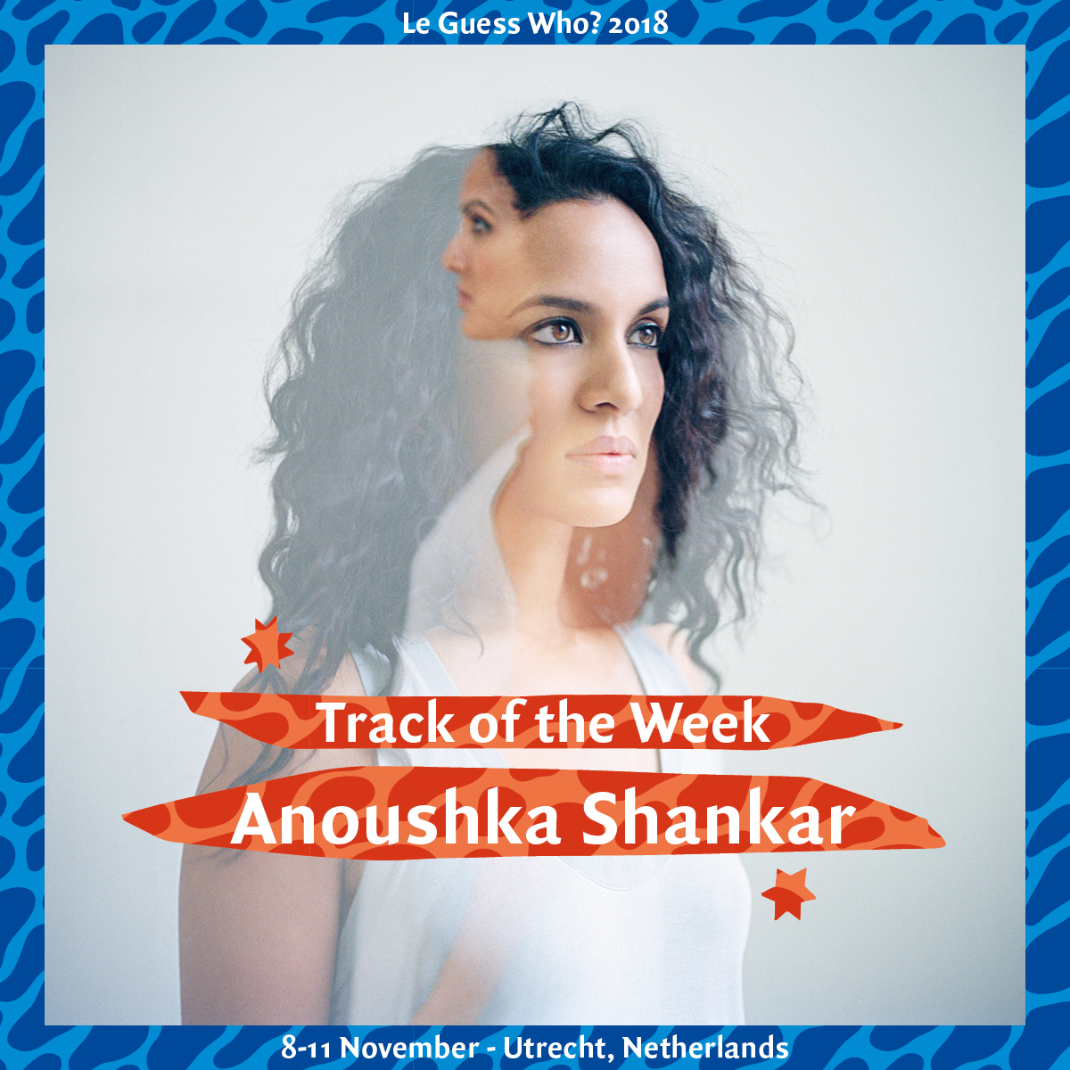 Track of the Week #17: Anoushka Shankar - 'Boat To Nowhere'