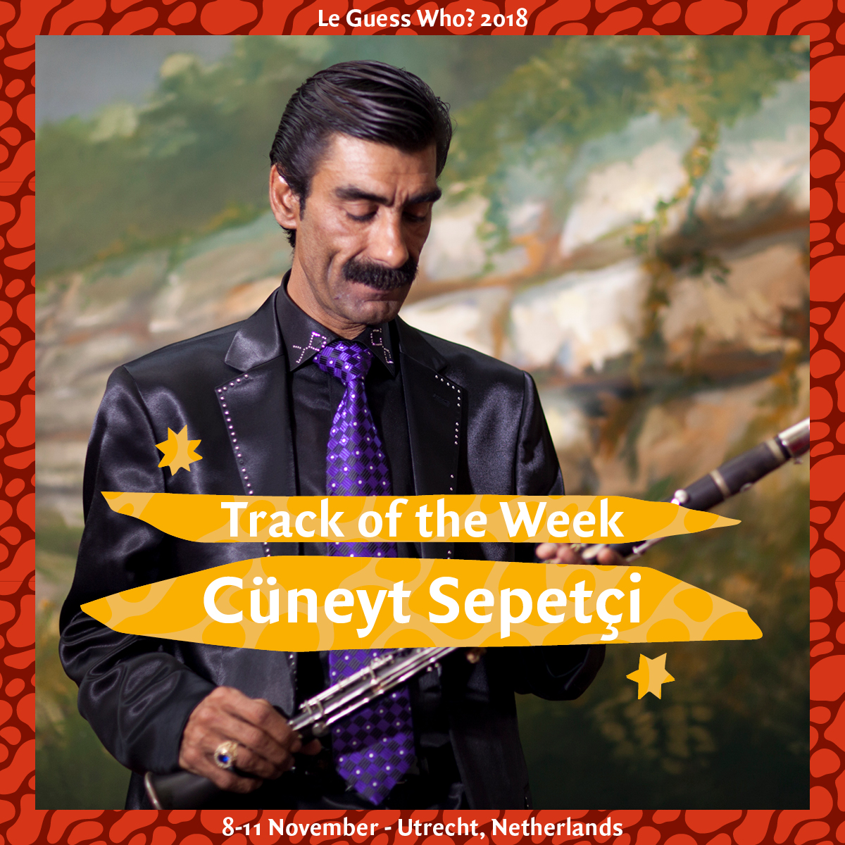 Track of the Week #22: Cüneyt Sepetçi - 'Sebastien'