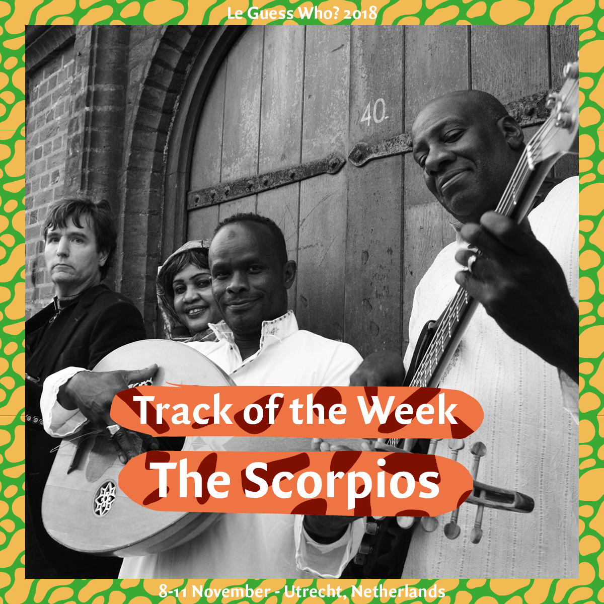 Track of the Week #23: The Scorpios - 'Mashena'