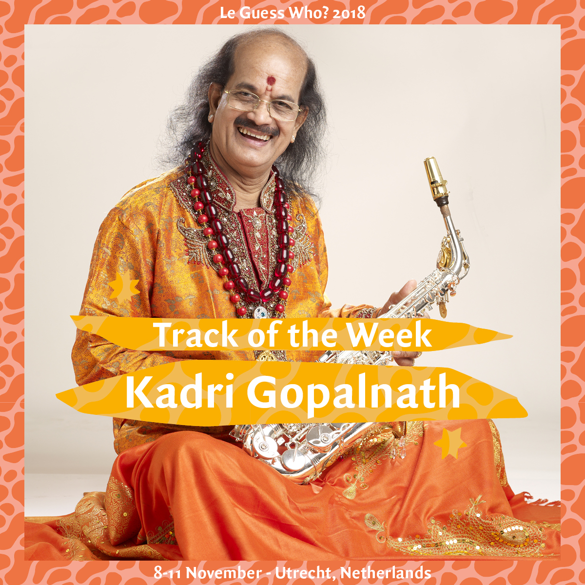 Track of the Week #24: Kadri Gopalnath - 'Bhagyada Lakshmi Baaramma'