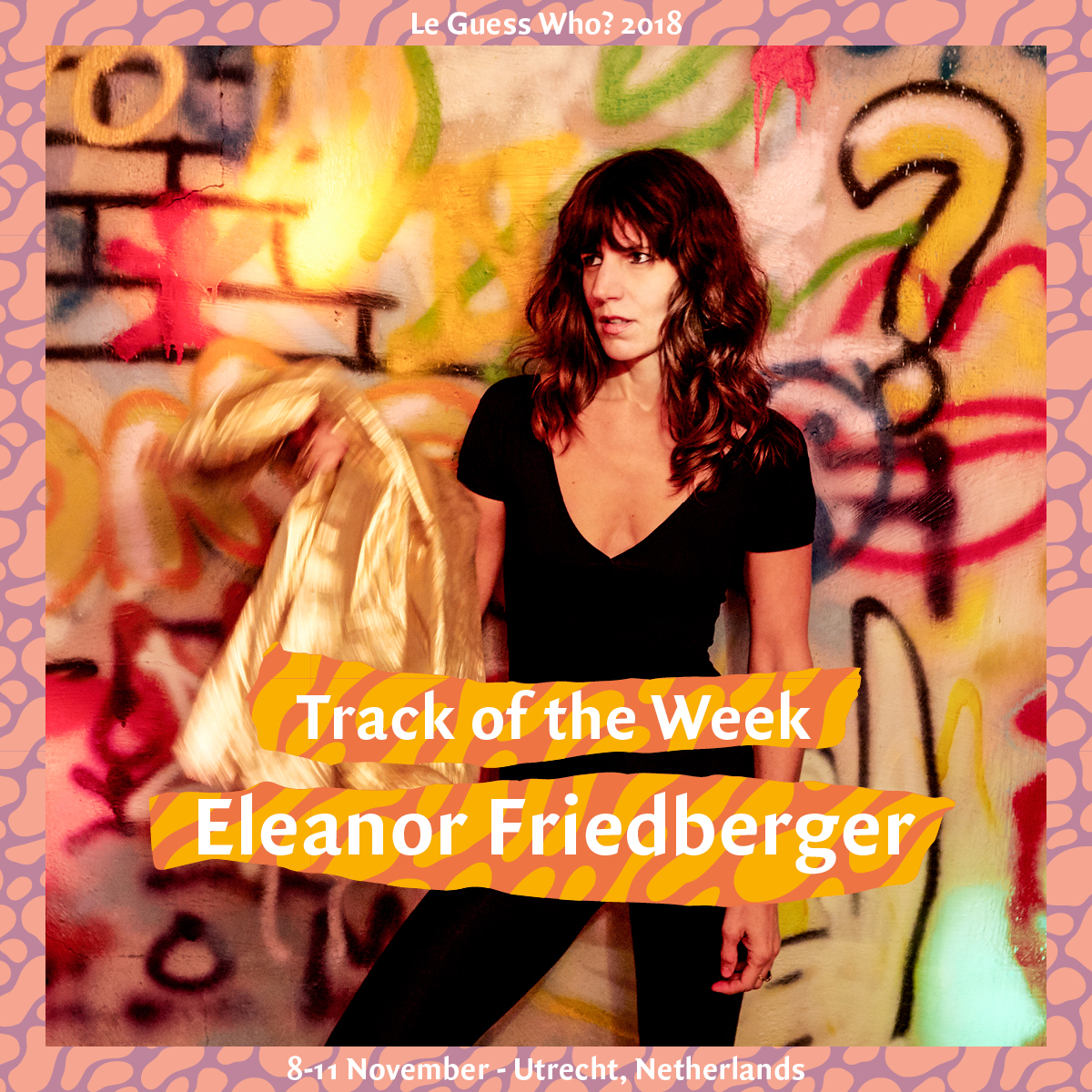 Track of the Week #4: Eleanor Friedberger - 'Everything'