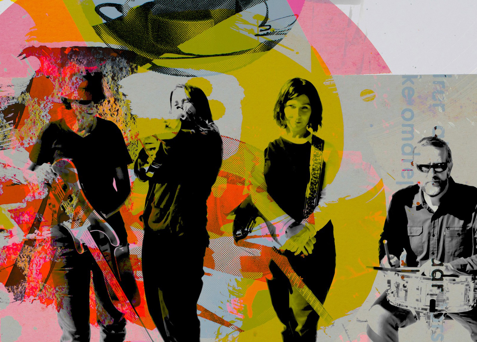 Playlist: Kim Deal's personal introduction to The Breeders