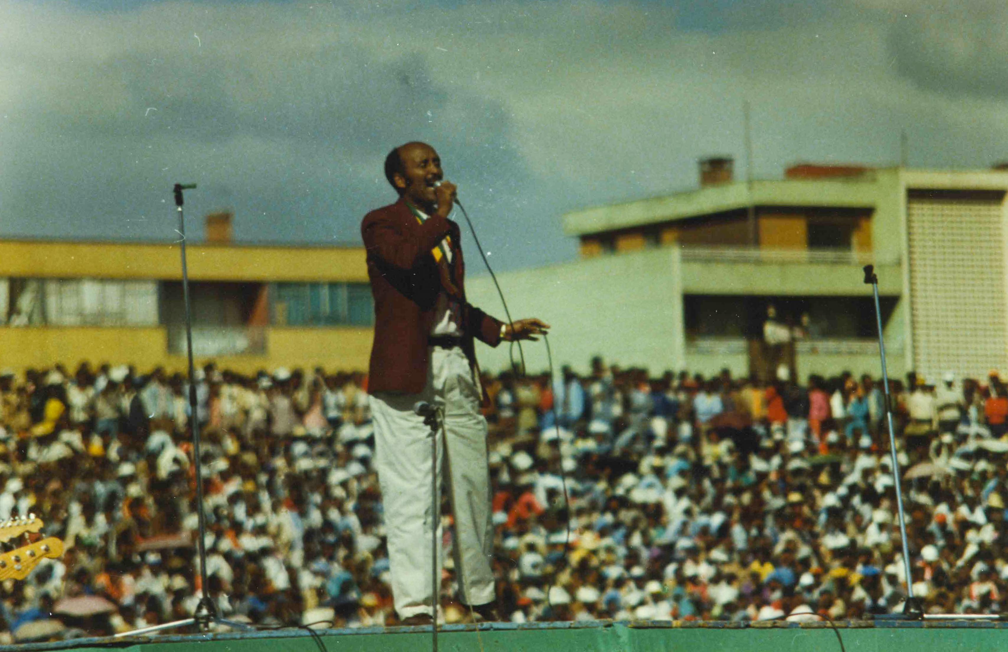 Read: Pan African Music interviews Ethiopian funk legend Ayalew Mesfin