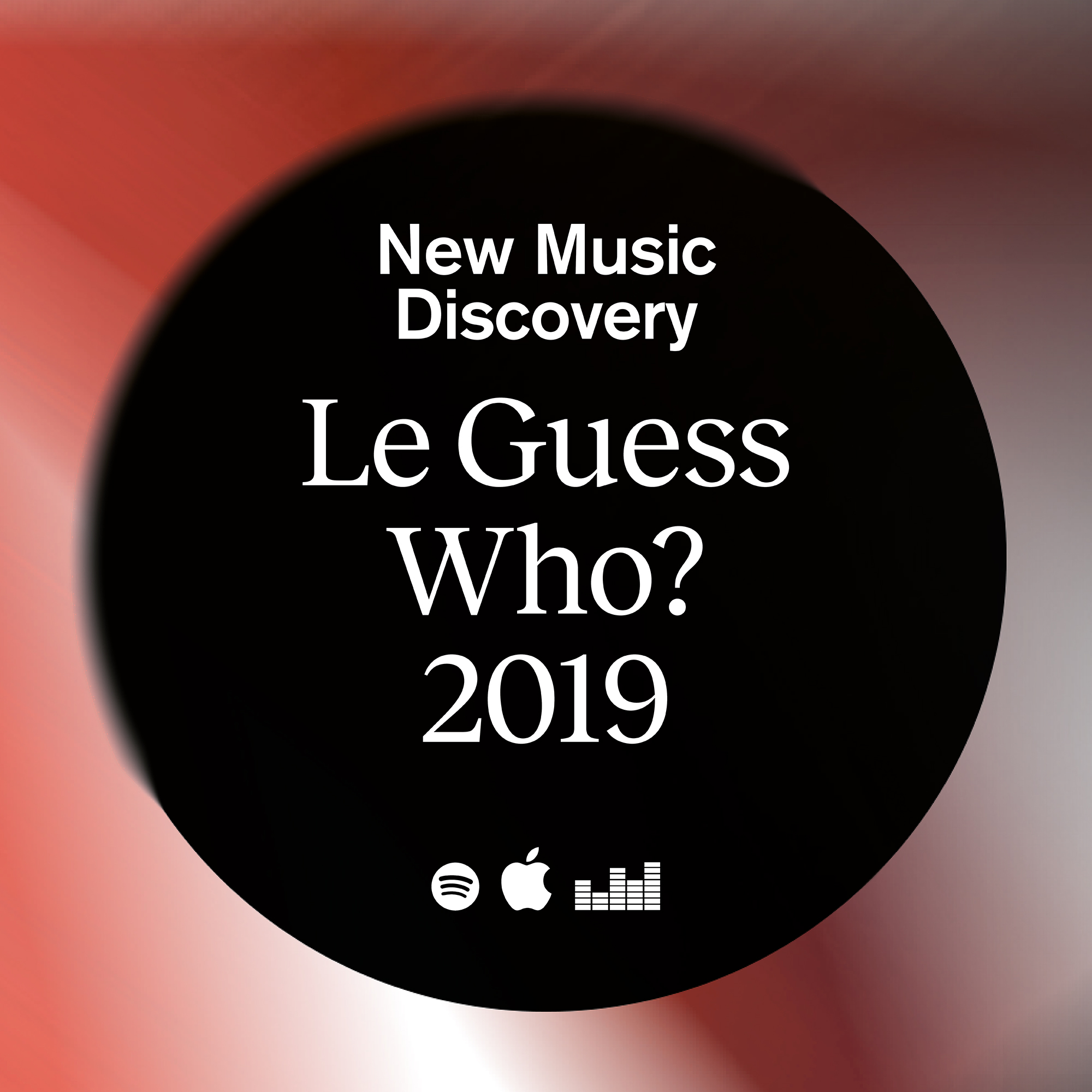 Playlist: New Music Discovery at Le Guess Who? 2019