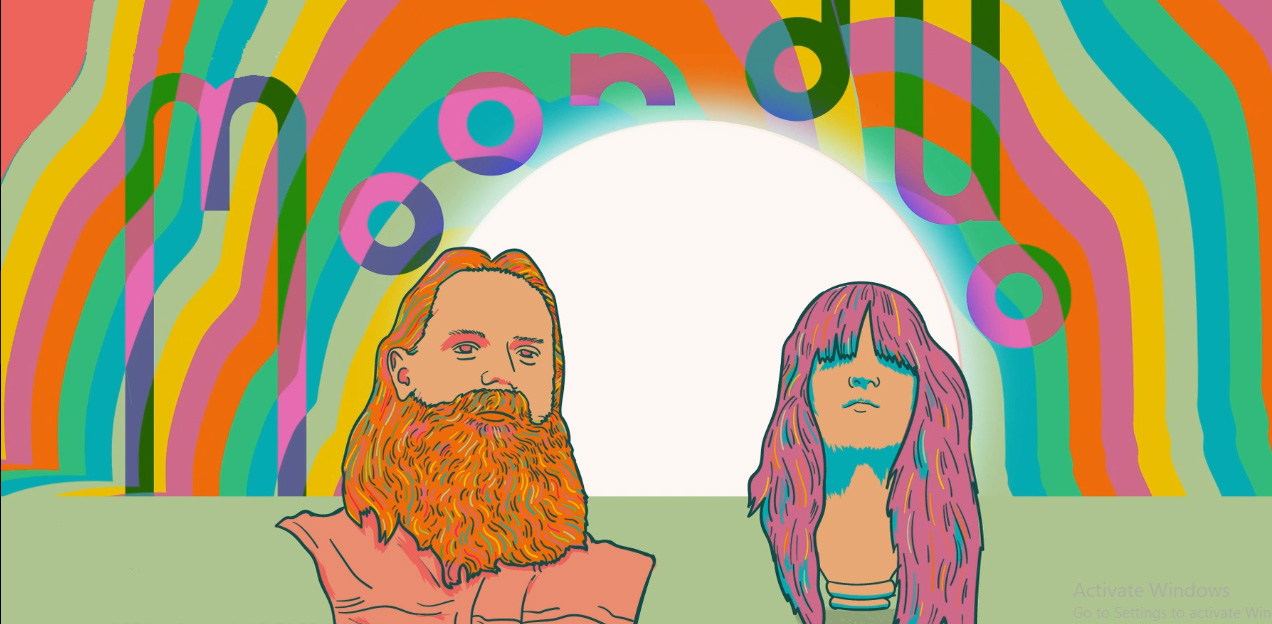 Lees: The Daily Indie duikt in het universum van Le Guess Who?-curatoren Moon Duo