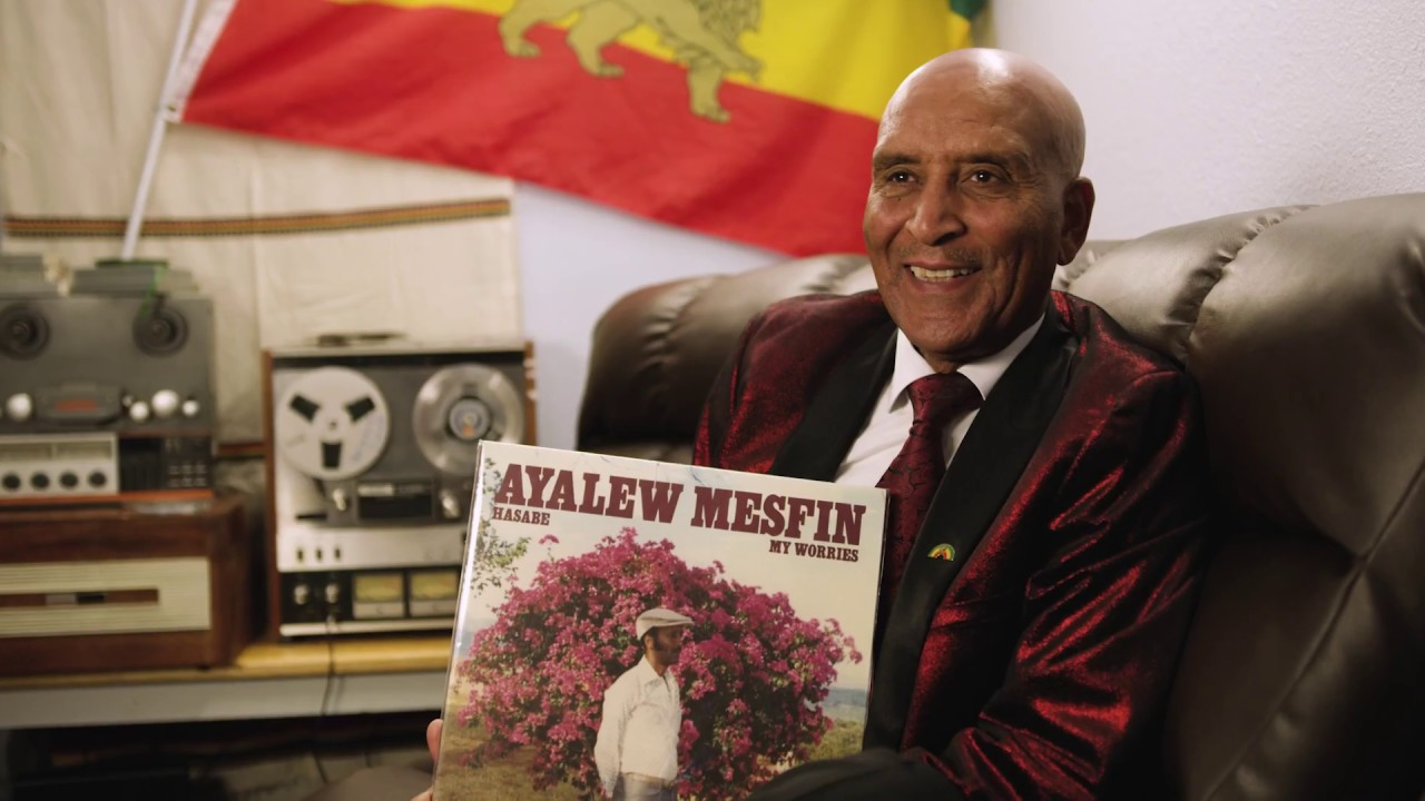 Video: watch Madlib meet his hero, Ethiopian legend Ayaléw Mesfin