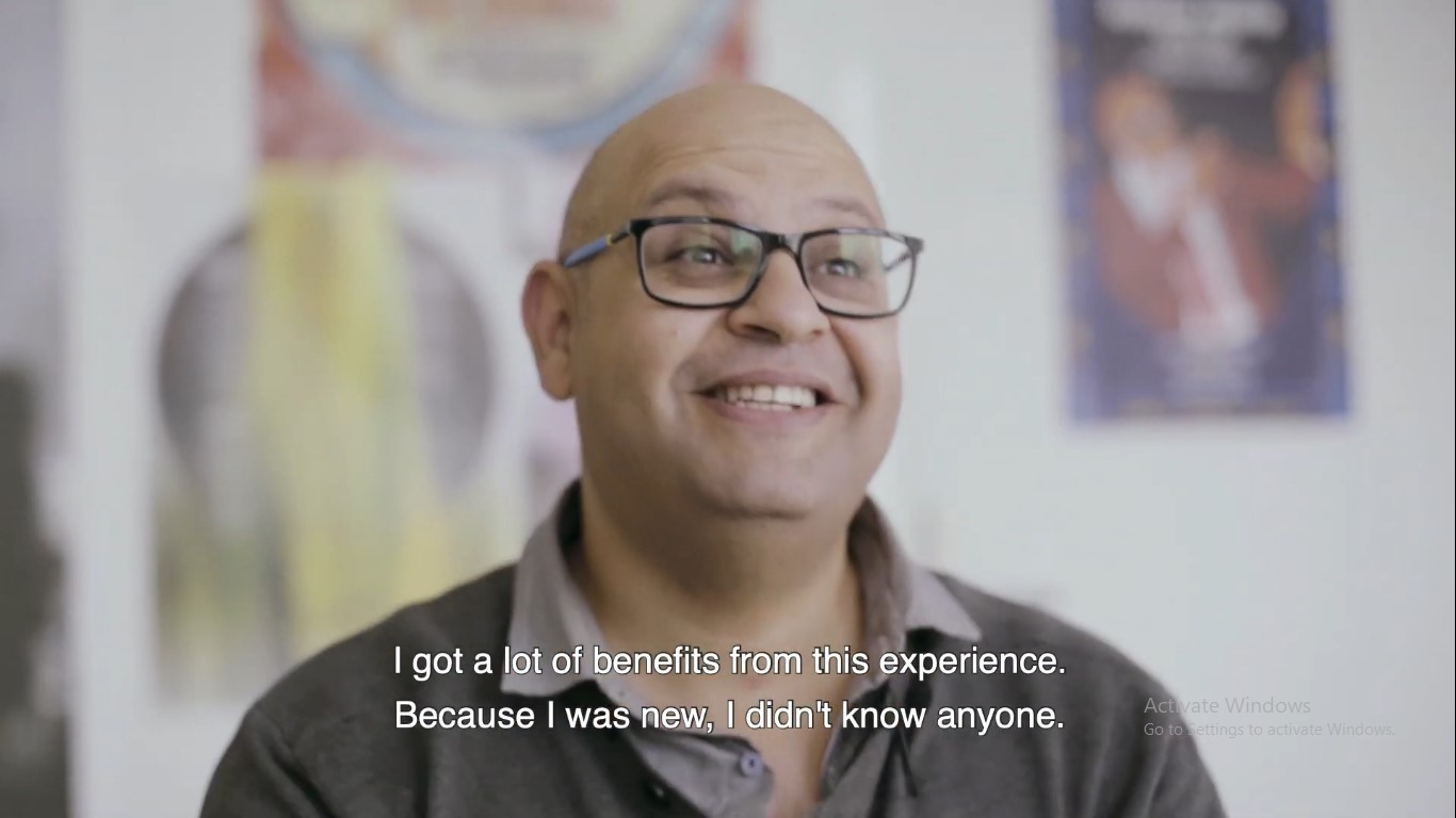 Watch: Le Guess Who? volunteers share their experiences