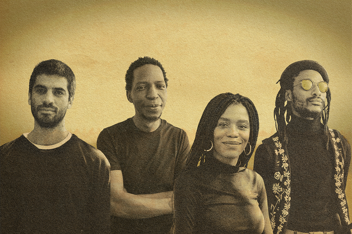 Listen to South African collective SPAZA's soundtrack album 'UPRIZE!'