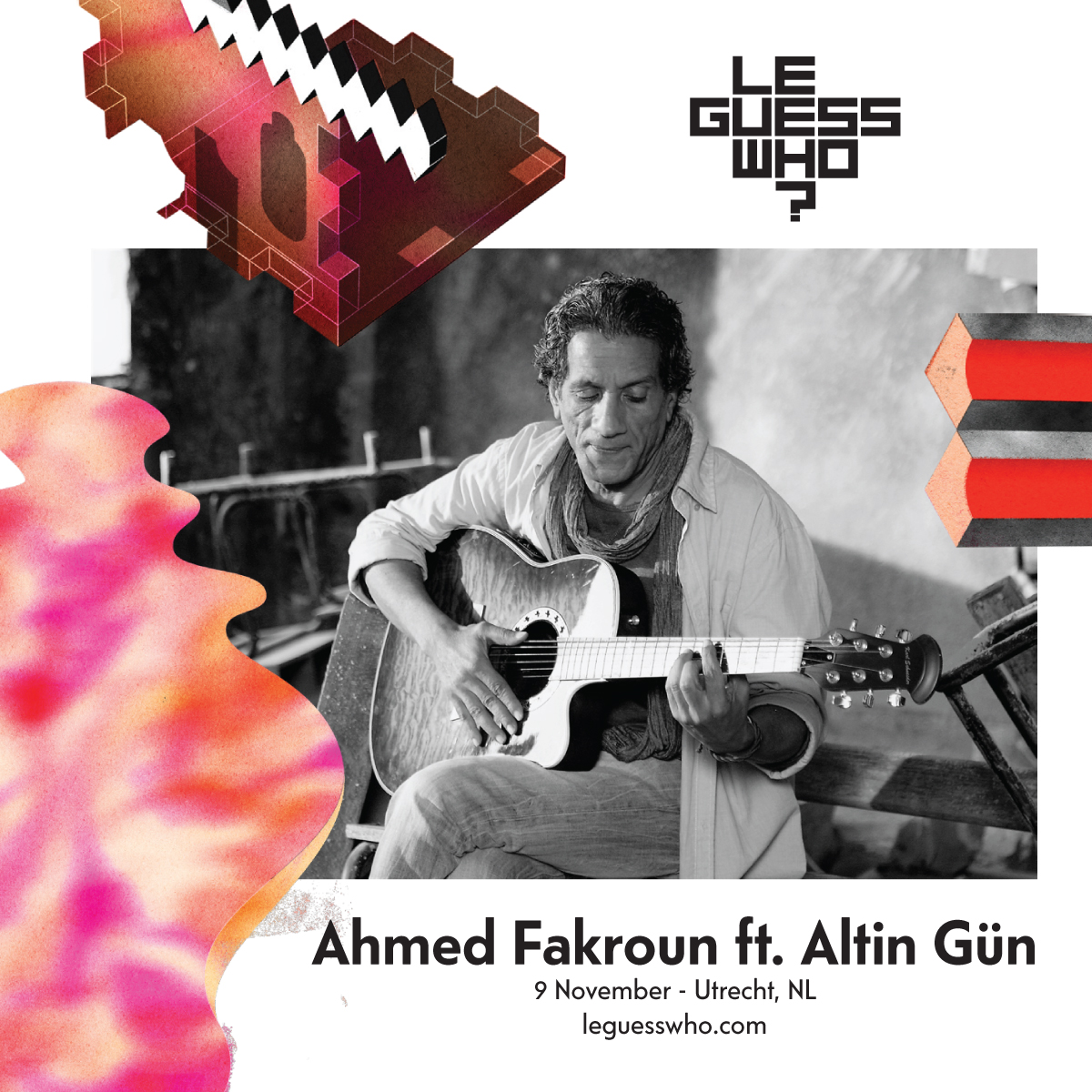 Ahmed Fakroun: rediscovered pioneer in modern Arabic music