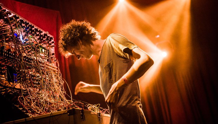 Robert Aiki Aubrey Lowe's show is rescheduled; Colin Benders & Maarten Vos perform tonight