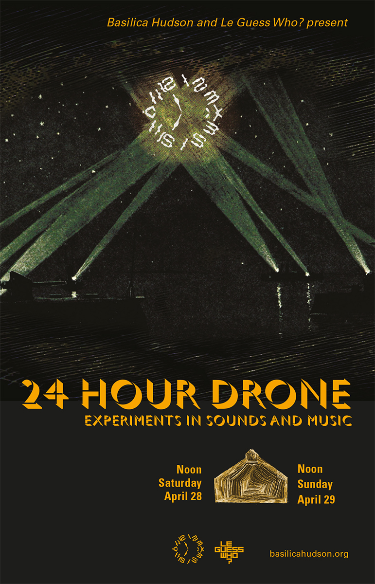 Initial line-up announced for 24-Hour Drone 2018 in Hudson, NY
