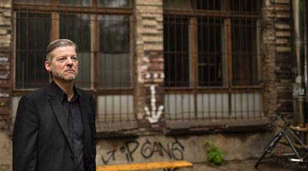 Wolfgang Voigt returns as GAS with 'Narkopop'