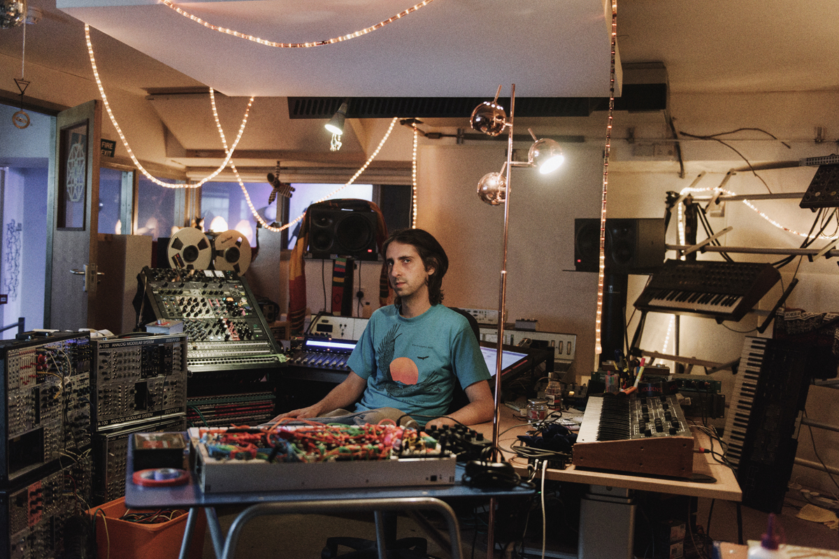 Listen to James Holden's new track 'Each Moment Like the First'