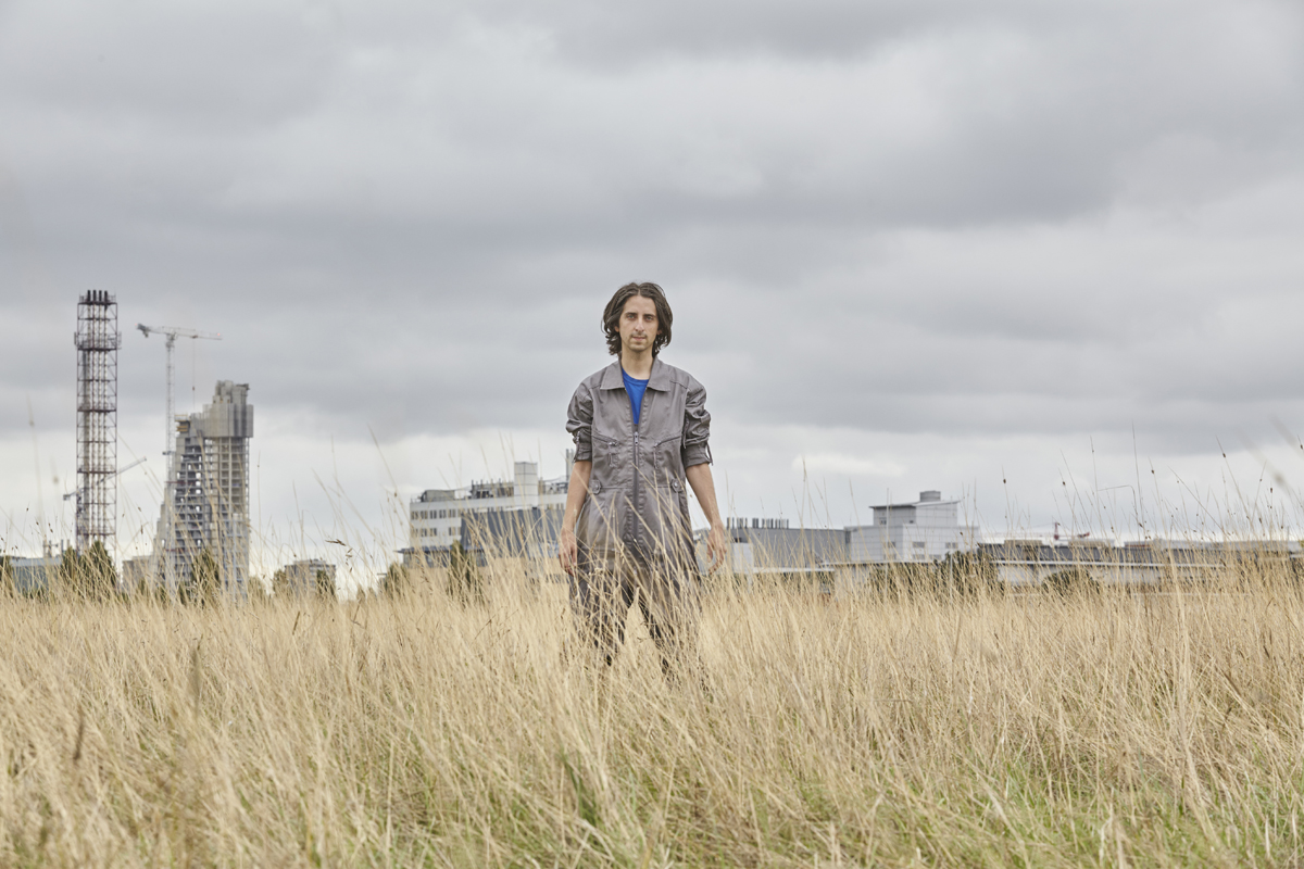 James Holden announces new album, shares first track 'Pass Through the Fire'