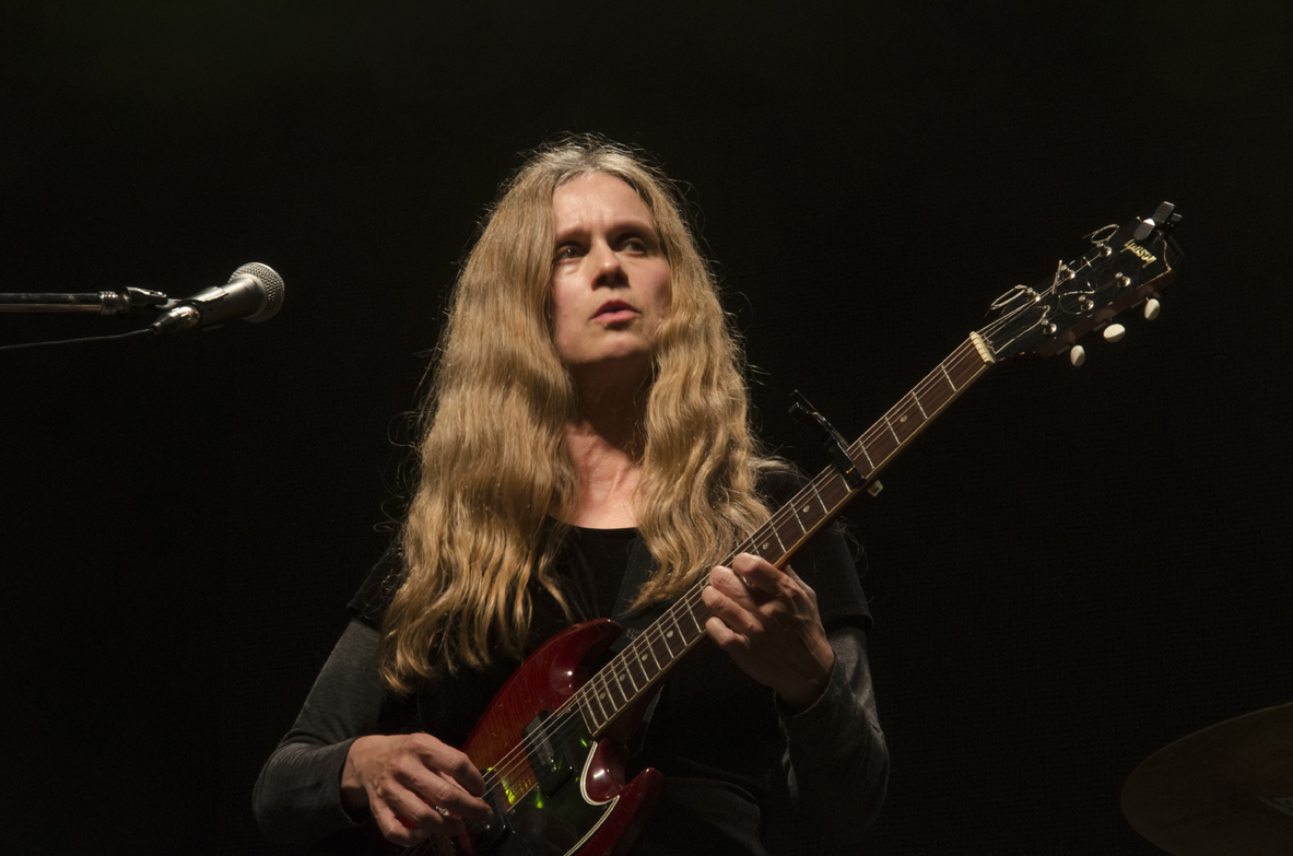 Listen: Juana Molina performs live in the KCRW studios