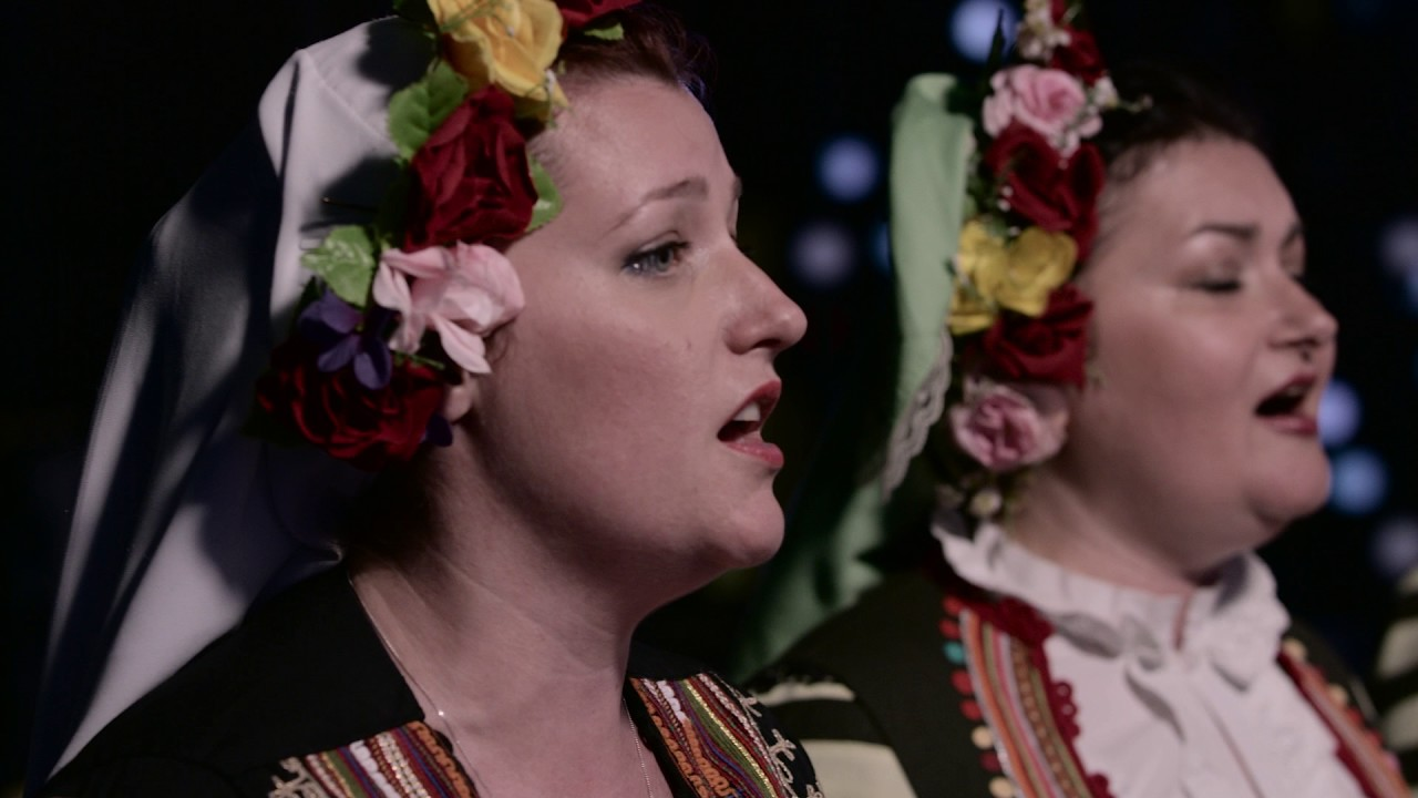 Watch Le Mystère des Voix Bulgares' new KEXP session