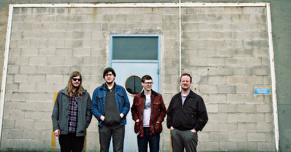 Listen to Protomartyr's new song 'My Children'