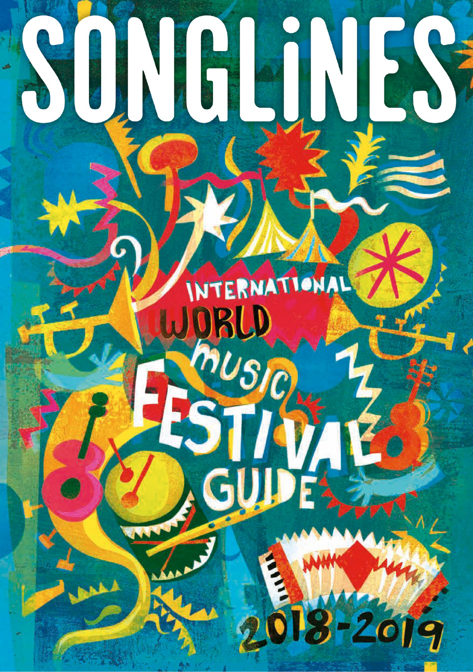 Le Guess Who? 2018 included in Songlines' International Music Festival Guide