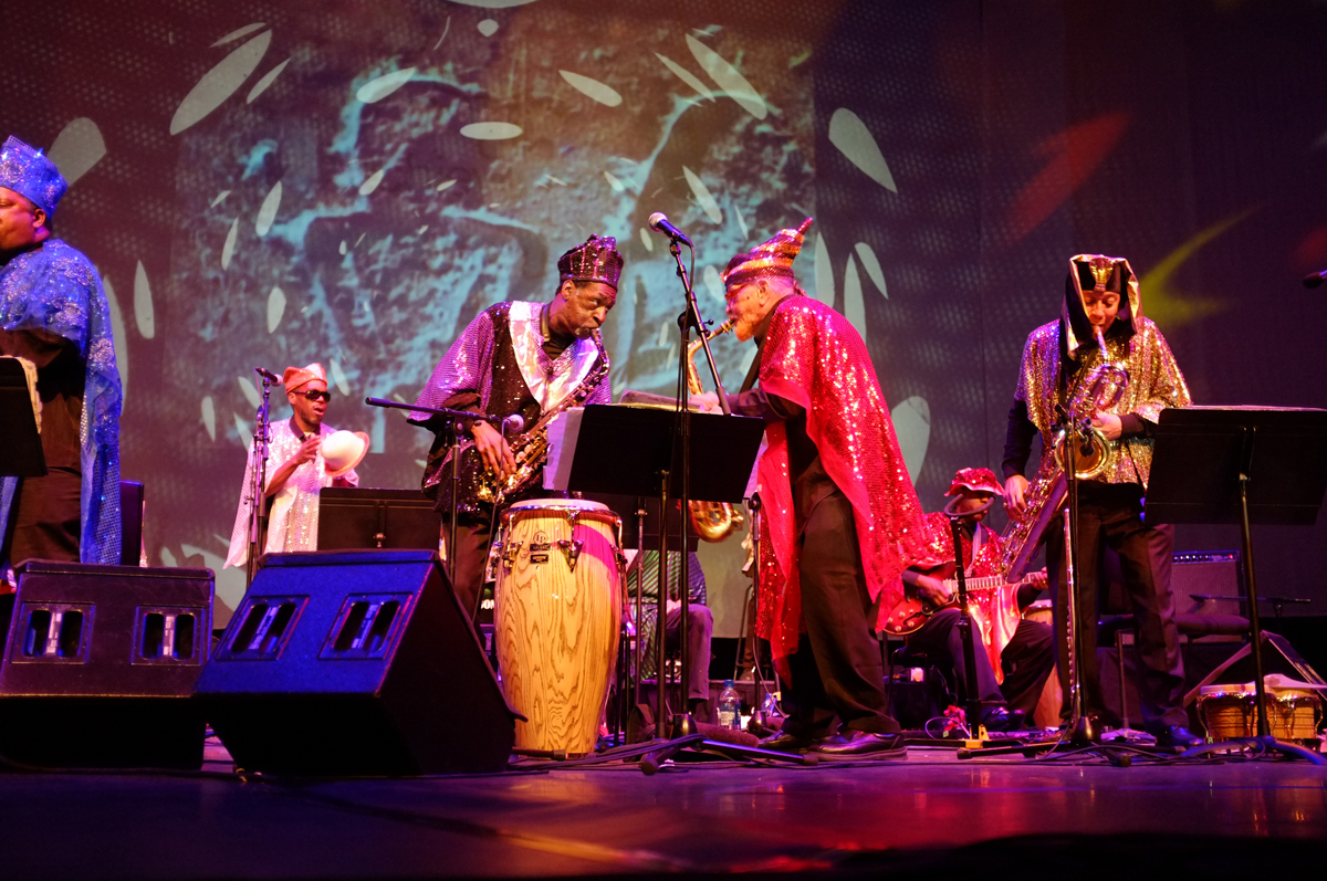Oumou Sangaré cancels her performance at LGW17; Sun Ra Arkestra graces our line-up instead