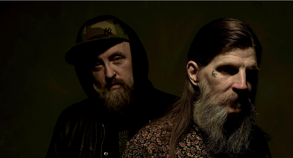 The Bug vs Dylan Carlson (Earth) release 'Concrete Desert'