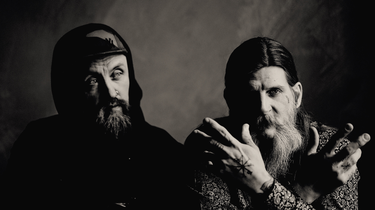 The Bug & Dylan Carlson discuss their collaboration with Loud & Quiet
