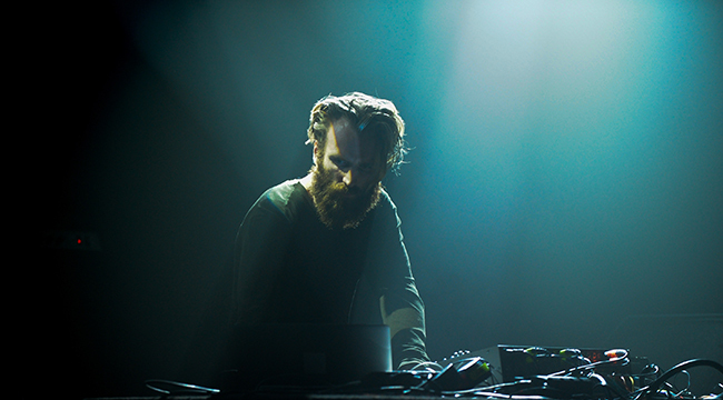 Stream Ben Frost's new album 'The Centre Cannot Hold' in full now
