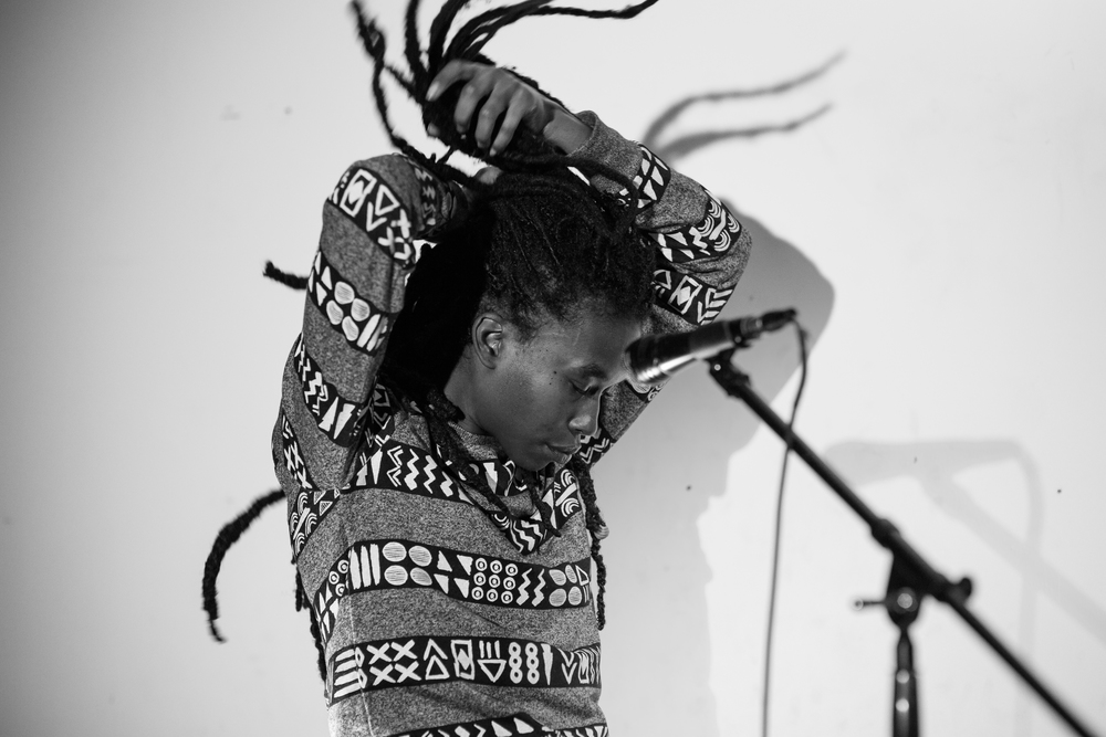 Watch: Moor Mother's spoken word-video for Boiler Room