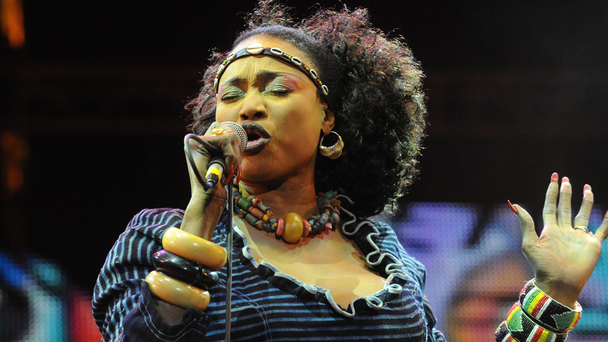 'Songs of Freedom': Drowned in Sound meets Oumou Sangaré